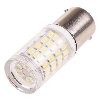 Светодиод T25 12V WHITE 80SMD (5630) BA15s SKYWAY S08201428
