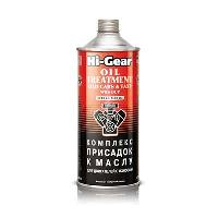 Присадка в масло Комплексная Супер OIL TREATMENT OLD CARS &TAXI , 946 ml Hi-Gear HG2246 (уп.6 шт.)