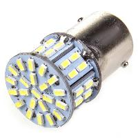 Светодиод T25 24V WHITE 50SMD (3014) BA15s SKYWAY S08202025