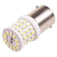Светодиод T25 12V WHITE 62SMD (5050) BA15s SKYWAY S08201427  (1/25/50)