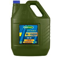 Масло моторное М10ДМ,  10 л  OIL RIGHT 8966