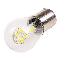 Светодиод T25 12V WHITE 18SMD (5050) BA15s SKYWAY  S08201429